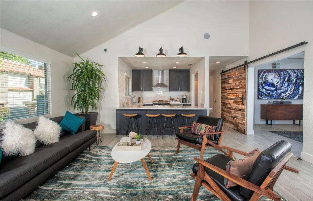 Shore Park Furnished Home-Sample Image of Sacramento CA Temporary Apartment