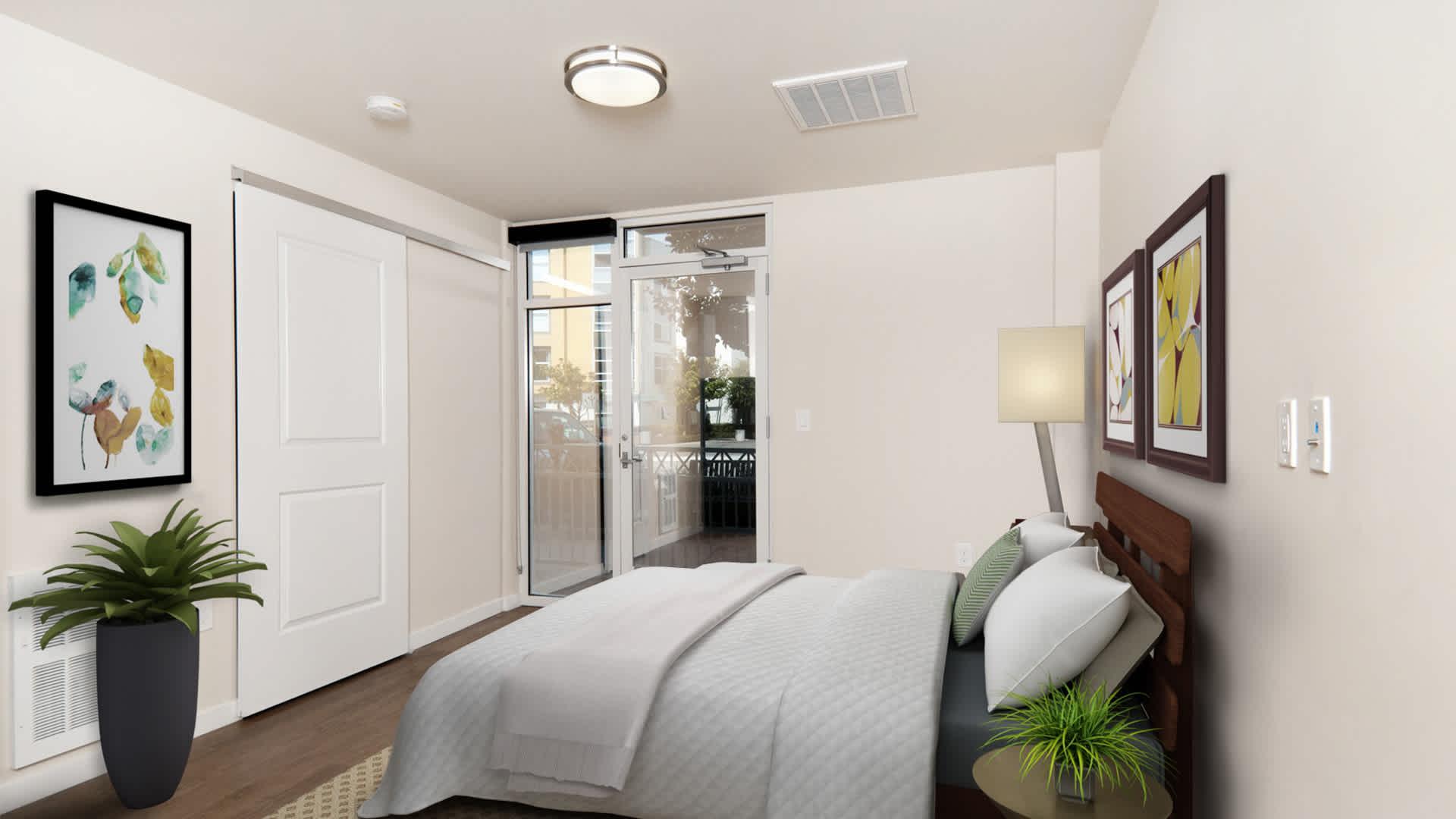 South City Station Housing-Sample Image of South San Francisco CA Nurse Home