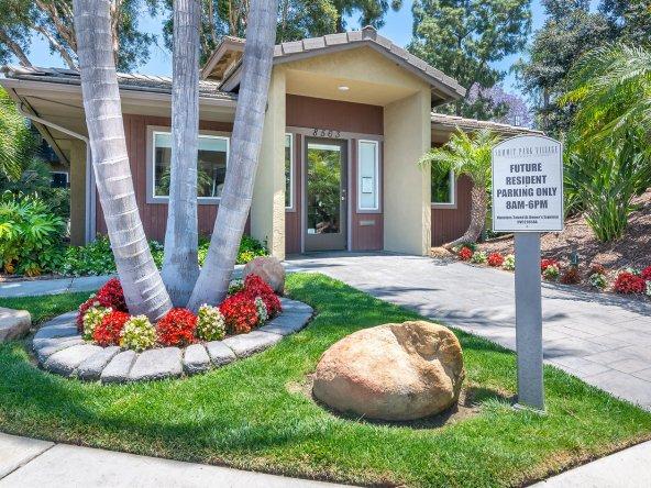 Summit Park Village Serviced -Sample Image of San Diego CA Intern Rental