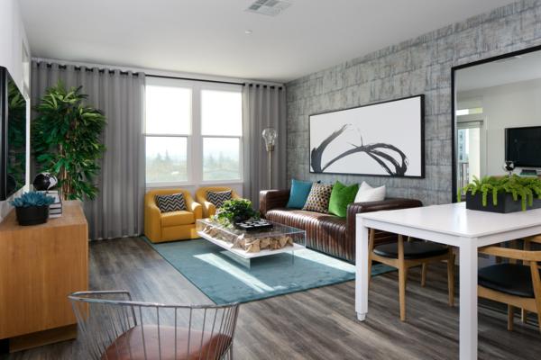 The Cardinal Corporate Housing-Sample Image of Redwood City CA Nurse Housing