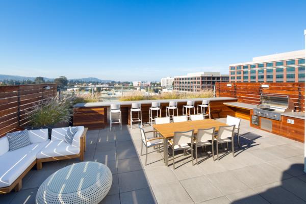 The Cardinal Short Term Rental-Sample Image of Redwood City CA Intern Rental
