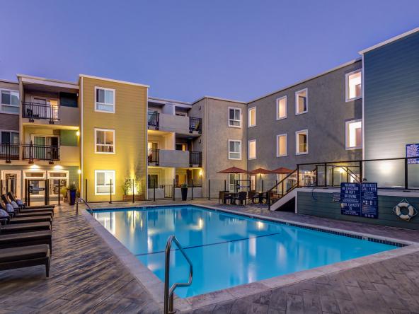 The Hallie Furnished Apartment-Sample Image of Pasadena CA Intern Rental