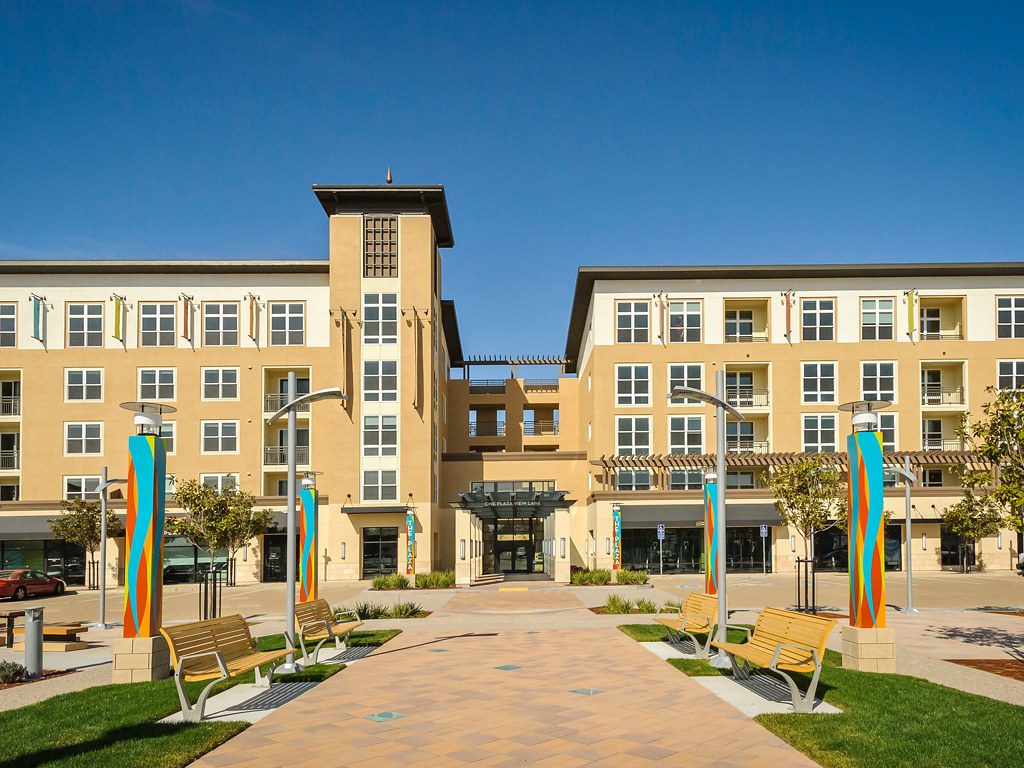 The Plaza Furnished Home-Sample Image of Foster City CA Nurse Intern Housing