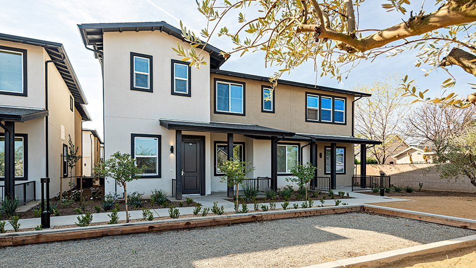 The Residences at the Row Corporate Rental-Sample Image of Fresno CA Intern Home