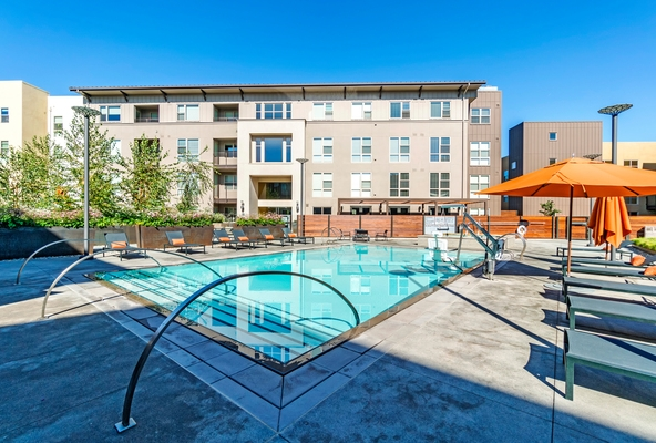 The Russell Furnished Rental-Sample Image of San jose CA Nurse Housing