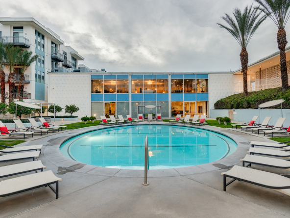 The Stuart Furnished Apartment-Sample Image of Pasadena CA Temporary Housing