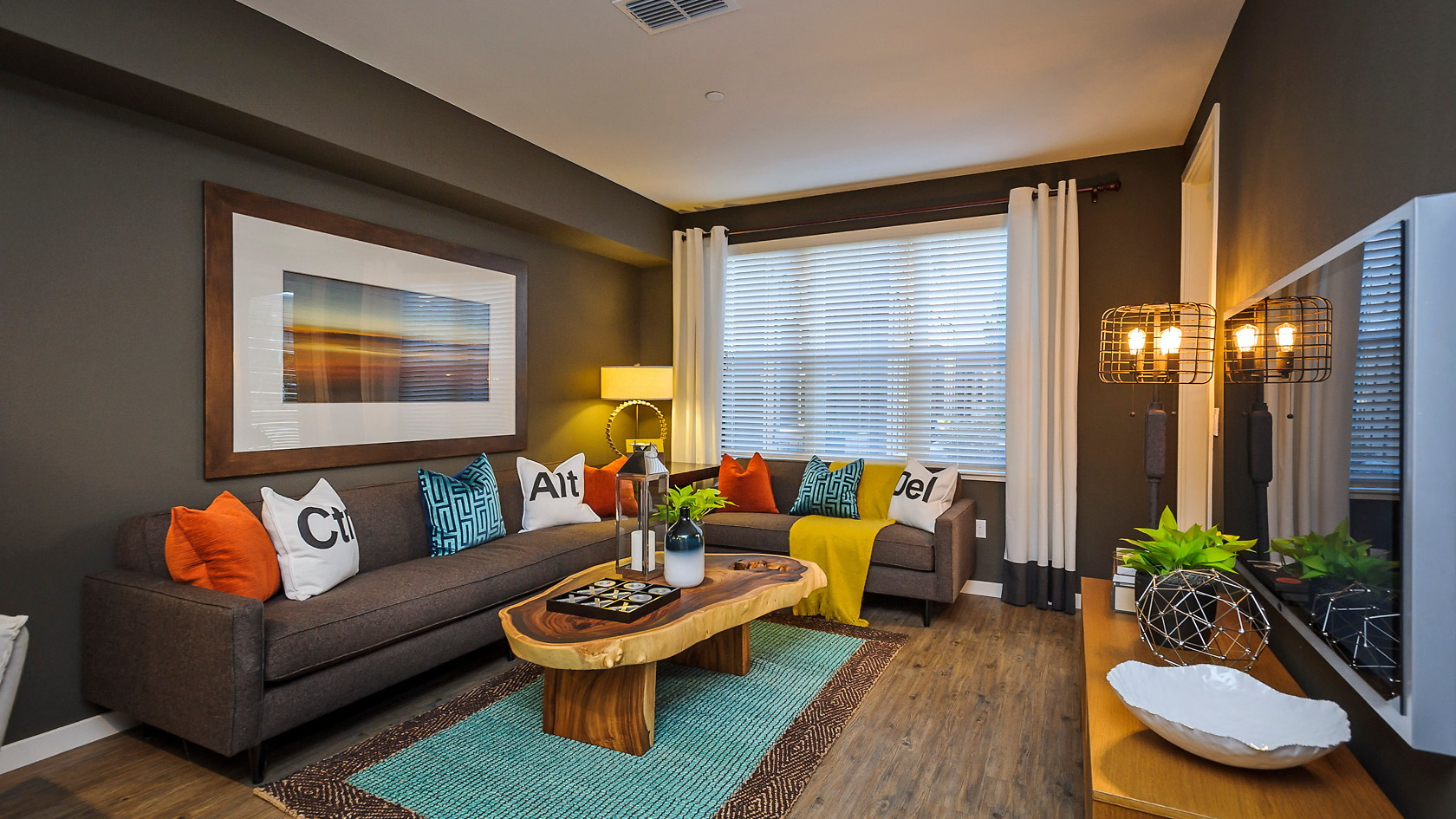 Township Corporate Rental-Sample Image of Redwood City CA Temporary Housing