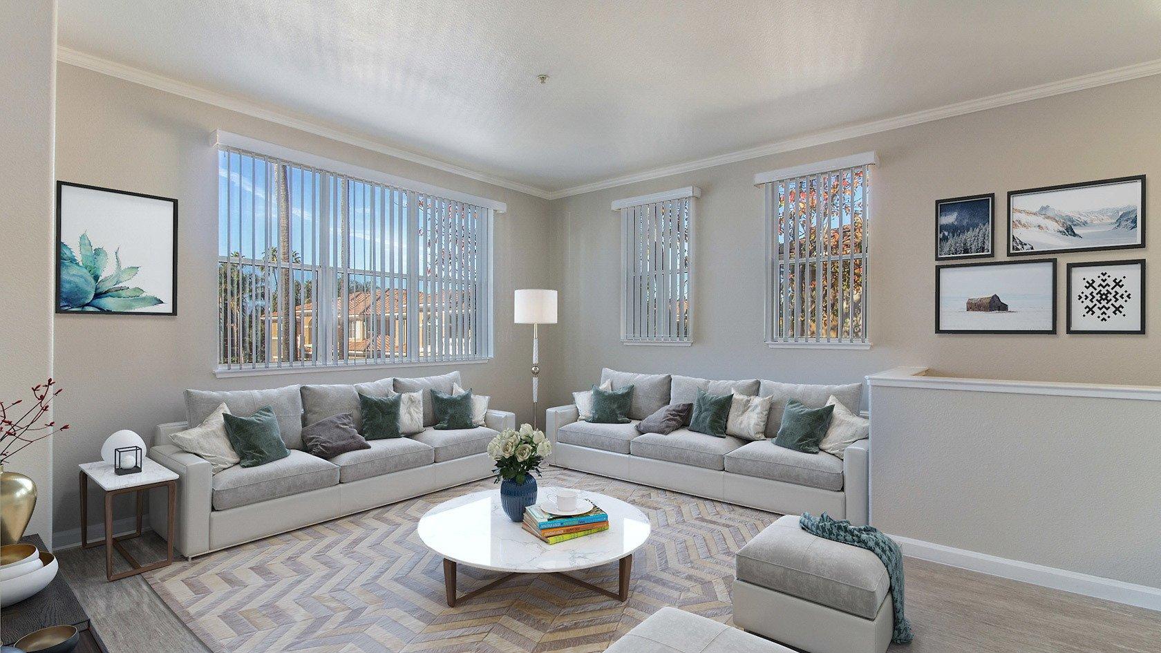 Villa Veneto Extended Stay-Sample Image of San Jose CA Temporary Apartments