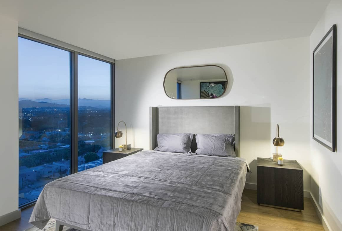 Vision on Wilshire Short Term Stay-Sample Image of Los Angeles CA Nurse Housing