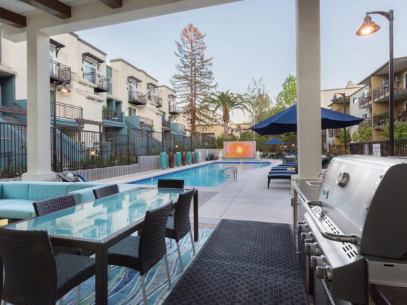 Vivere Serviced Rental-Sample Image of Los Gatos CA Intern Housing