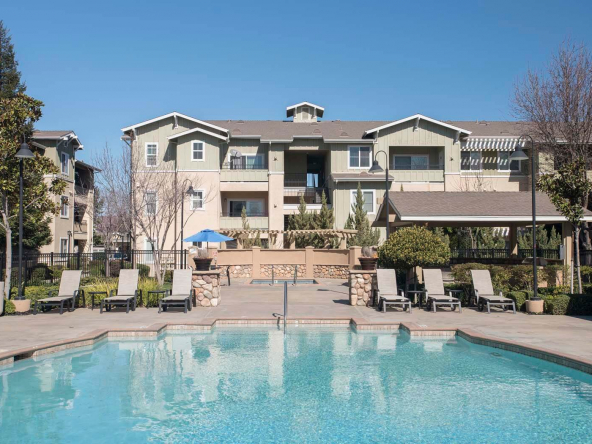 Waterstone Corporate Housing-Sample Image of Tracy CA Intern Apartment Rental