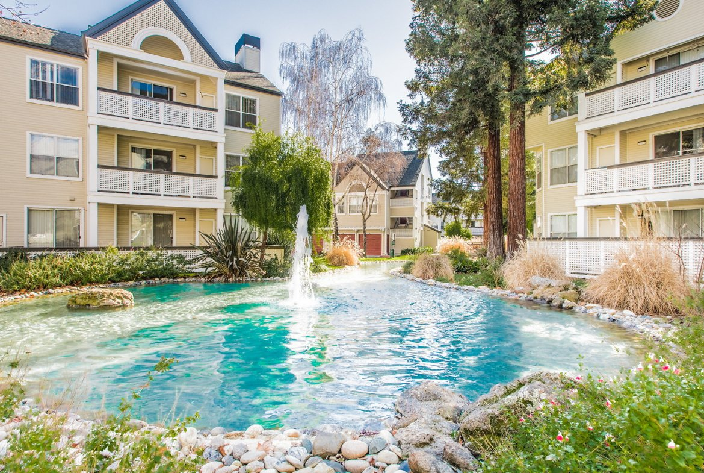 Willow Lake Serviced Rental-Sample Image of San Jose CA Intern Rental