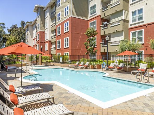 Acappella Furnished Home-Sample Image of San Bruno CA Intern Rental